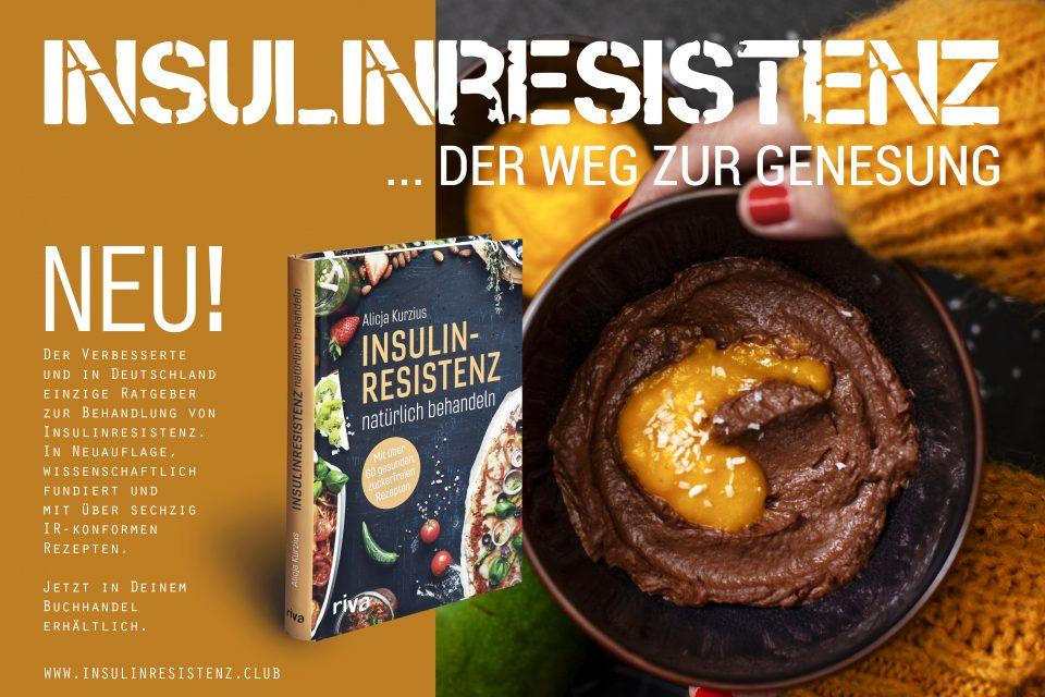 Insulinresistenz natürlich behandeln, Buch