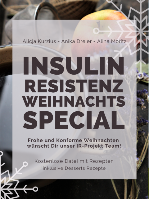 Insulinresistenz Weihnachtsspecial